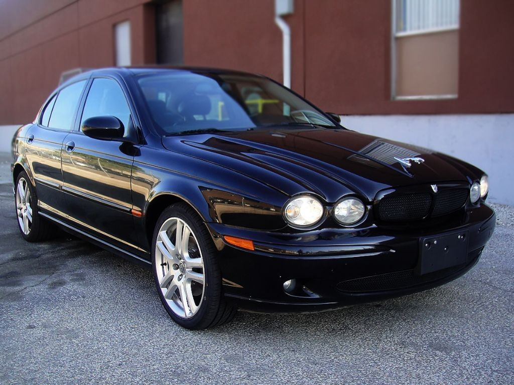 jaguar x type d but rat carri re difficile jaguar x type 2007. Black Bedroom Furniture Sets. Home Design Ideas