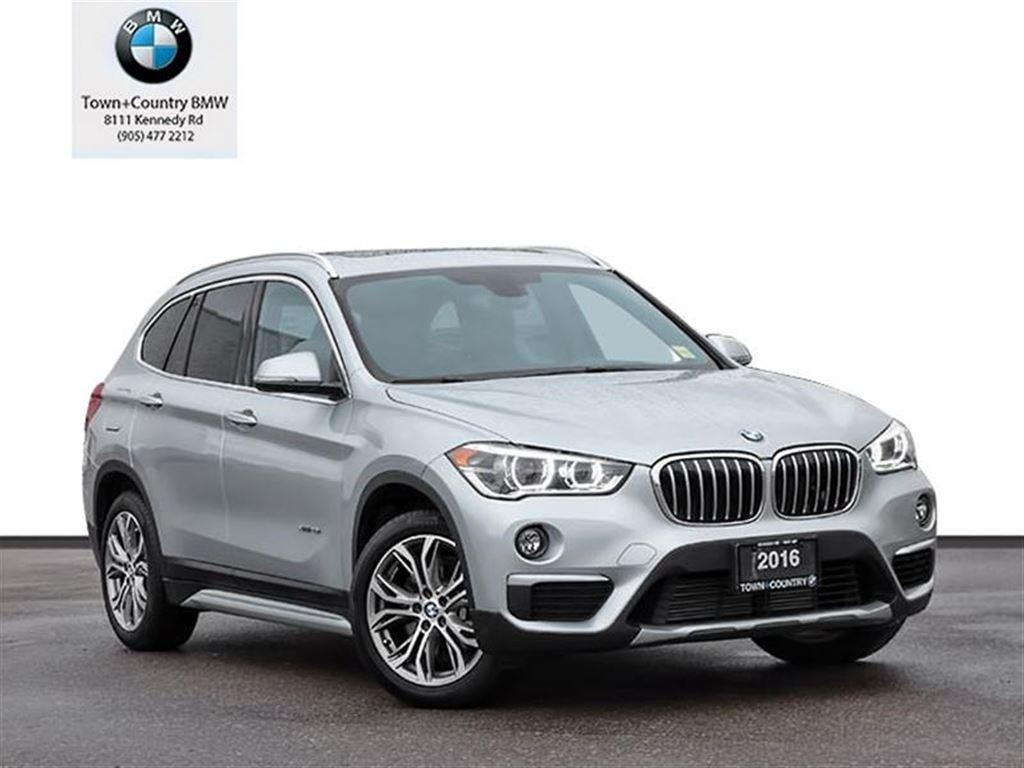 2016 bmw x1 for sale in unionville ontario 1202339719 the car guide motoring tv. Black Bedroom Furniture Sets. Home Design Ideas