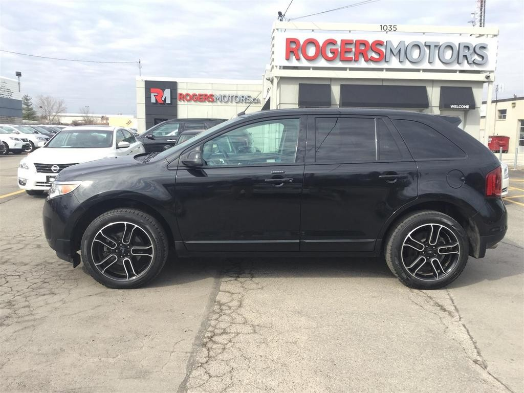 Used 2014 ford edge sel navi reverse cam for sale in oakville ontario carpages ca