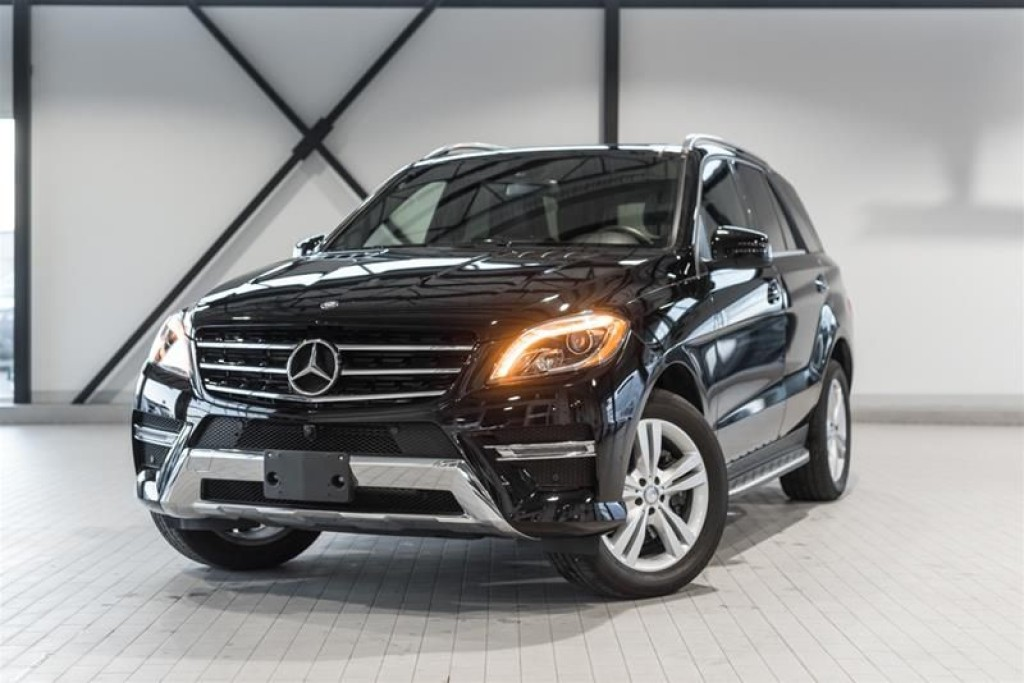 2013 Mercedes Benz Ml350 Bluetec 4matic A Frugal