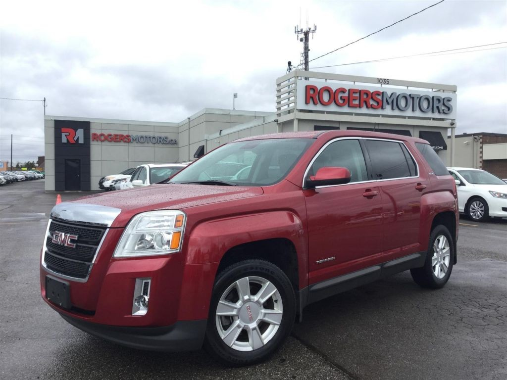 2016 gmc terrain unveiled in new york the car guide motoring tv. Black Bedroom Furniture Sets. Home Design Ideas