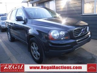 Used 2010 Volvo XC90 4D Utility AWD for sale in Calgary, AB