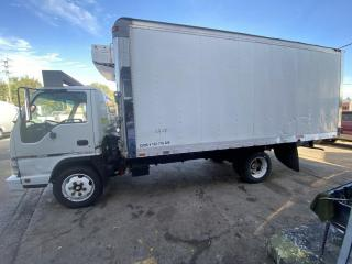 Used 2007 GMC T7500 cab over reffer for sale in North York, ON