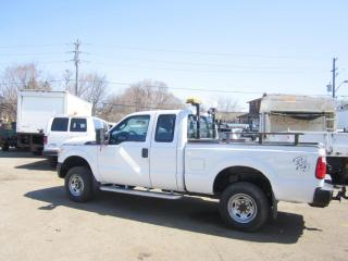 Used 2015 Ford F-250 Super Duty 4WD SuperCab for sale in North York, ON