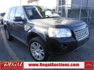 Used 2008 Land Rover LR2 4D Utility AWD for sale in Calgary, AB
