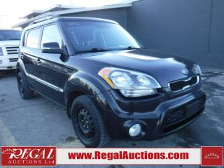 Used 2012 Kia Soul 4D Hatchback for sale in Calgary, AB