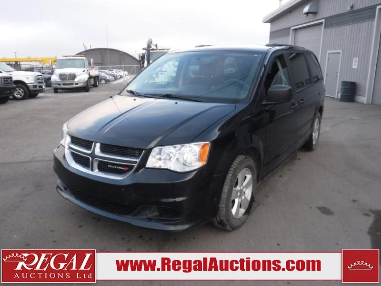 Photo of Black 2013 Dodge Grand Caravan