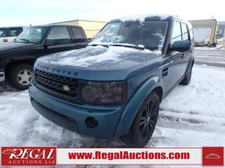 Used 2010 Land Rover LR4 HSE 4D Utility 4WD 5.0L for sale in Calgary, AB