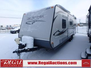 Used 2013 Jayco Jay Feather Ultra Lite 254 Travel Trailer for sale in Calgary, AB