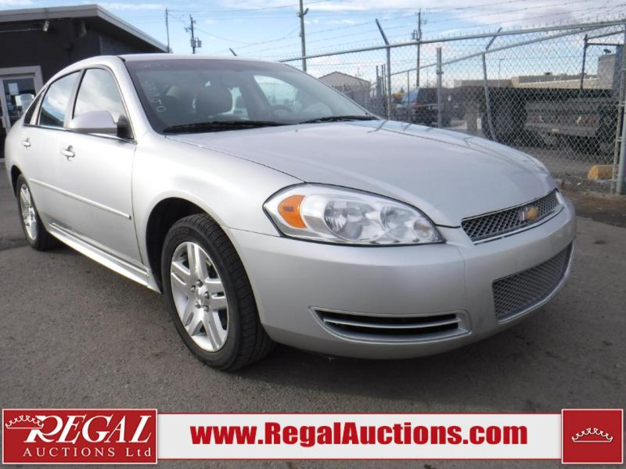 Photo of Silver 2013 Chevrolet Impala