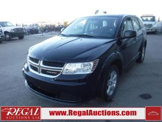 Used 2017 Dodge Journey CVP 4D Utility FWD 2.4L for sale in Calgary, AB
