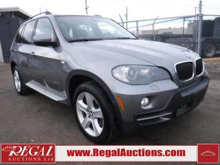 Used 2007 BMW X5 3.0SI 4D Utility AWD for sale in Calgary, AB