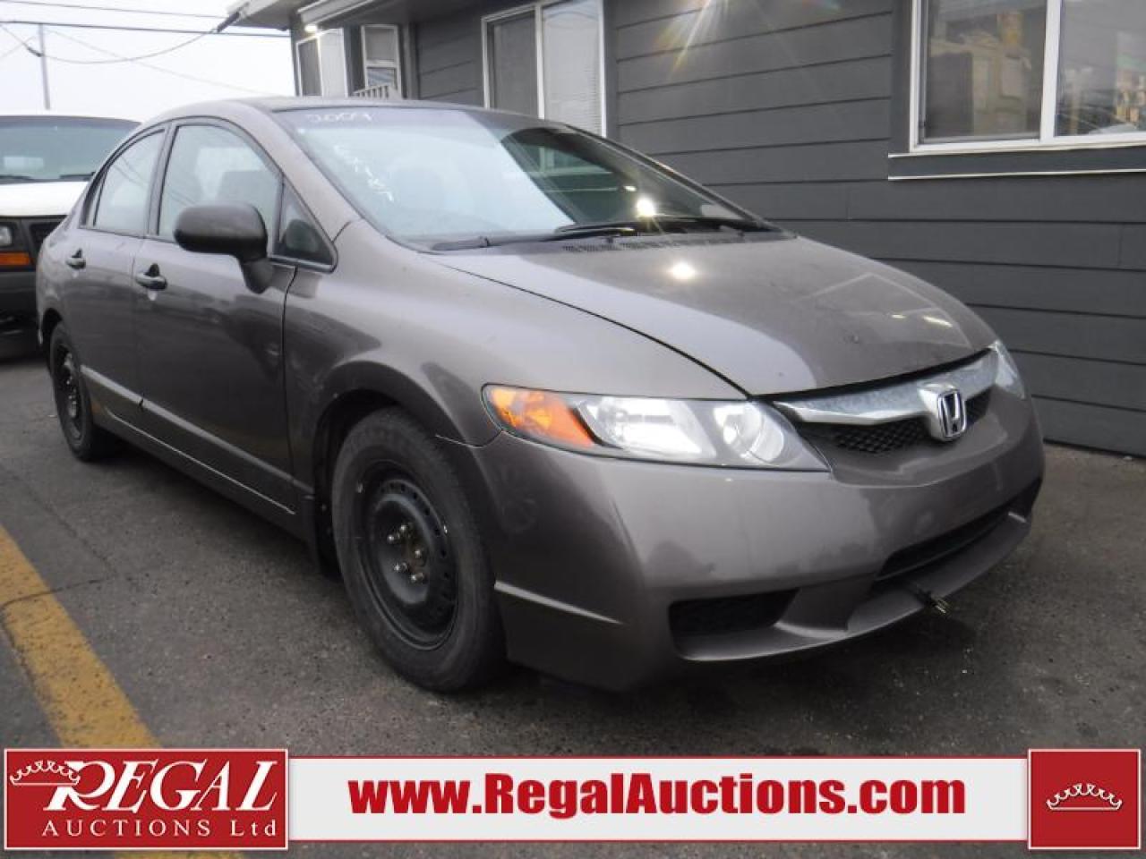 Photo of Grey 2009 Honda Civic