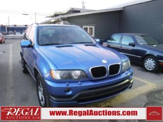Used 2002 BMW X5 4D Utility 4.6IS AWD for sale in Calgary, AB
