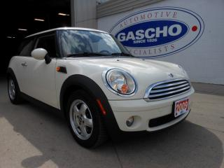 Used 2009 MINI Cooper Classic |Push Start|Leather for sale in Kitchener, ON