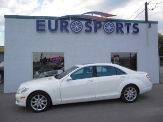 Used 2007 Mercedes-Benz S550 LWB for sale in Newmarket, ON