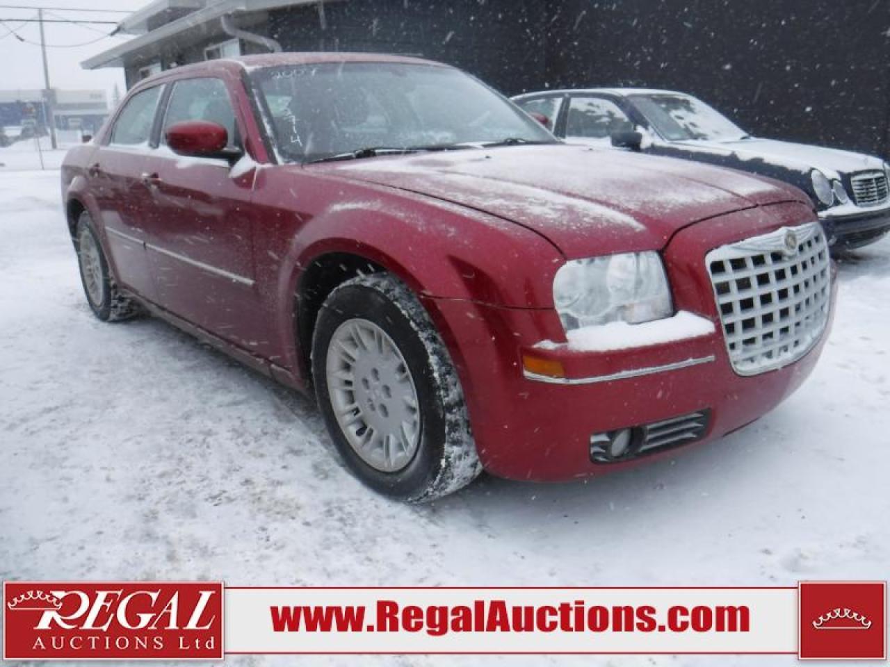 Photo of Red 2007 Chrysler 300
