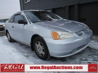 Used 2002 Honda Civic 2D COUPE for sale in Calgary, AB