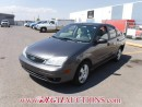 Used 2007 Ford FOCUS SES 4D SEDAN 2.0L for sale in Calgary, AB