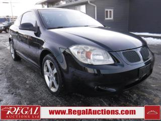 Used 2007 Pontiac G5 GT 2D Coupe for sale in Calgary, AB