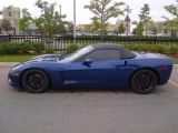 Photo of Blue 2005 Chevrolet Corvette