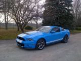 Photo of Blue 2010 Ford Mustang
