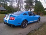 2010 Ford Mustang Shelby GT500