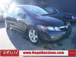 Used 2007 Honda Civic DX-G 4D Sedan for sale in Calgary, AB