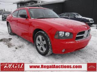 Used 2008 Dodge Charger SXT 4D Sedan for sale in Calgary, AB