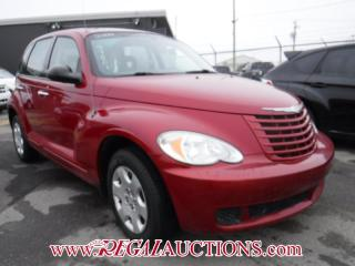 Used 2009 Chrysler PT Cruiser 4D Hatchback for sale in Calgary, AB