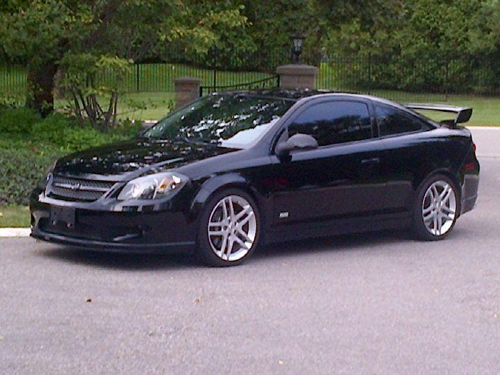 used 2009 chevrolet cobalt ss turbocharged for sale in. Black Bedroom Furniture Sets. Home Design Ideas