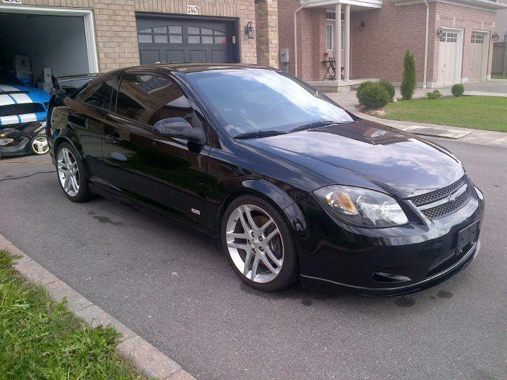 used 2009 chevrolet cobalt ss turbocharged for sale in toronto ontario. Black Bedroom Furniture Sets. Home Design Ideas