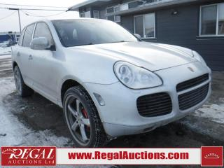 Used 2006 Porsche Cayenne 4DR Sport Utility AWD for sale in Calgary, AB
