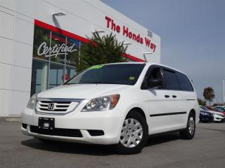 Used 2009 Honda Odyssey DX for sale in Abbotsford, BC