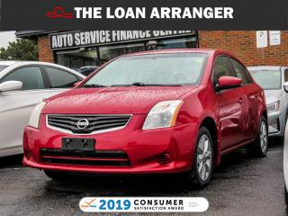 Used 2012 Nissan Sentra for sale in Barrie, ON