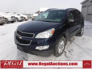 Used 2012 Chevrolet Traverse LS 4D Utility AWD 7PASS 3.6L for sale in Calgary, AB