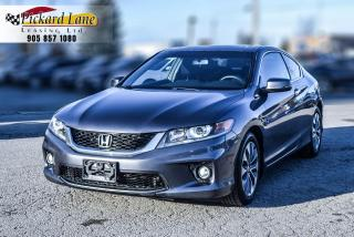 Used 2015 Honda Accord EX COUPE! | NAVIGATION! for sale in Bolton, ON