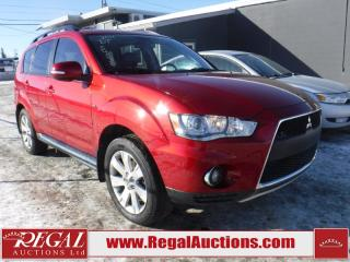 Used 2011 Mitsubishi Outlander XLS 4D Utility AWD for sale in Calgary, AB