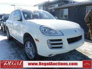 Used 2009 Porsche Cayenne S 4D Utility AWD for sale in Calgary, AB