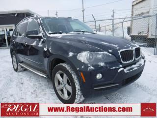 Used 2008 BMW X5 3.0SI 4D Utility AWD for sale in Calgary, AB