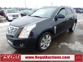 Used 2016 Cadillac SRX Premium 4D Utility AWD for sale in Calgary, AB