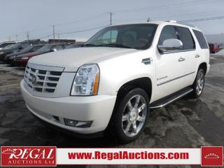 Used 2007 Cadillac Escalade 4D Utility AWD for sale in Calgary, AB