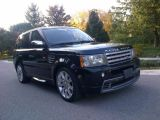 2008 Land Rover Range Rover Sport Supercharged Limited Edition