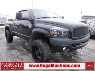 Used 2008 Dodge Ram 2500 4D Quad CAB 4WD for sale in Calgary, AB