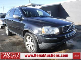 Used 2009 Volvo XC90 4D Utility 4WD for sale in Calgary, AB