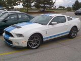 2010 Ford Mustang Shelby GT 500