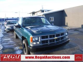 Used 1997 Chevrolet C1500/K1500 REG CAB 2WD for sale in Calgary, AB