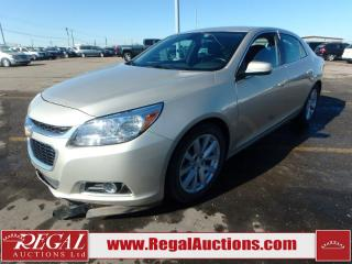 Used 2015 Chevrolet Malibu 2LT 4D Sedan 2.5L for sale in Calgary, AB