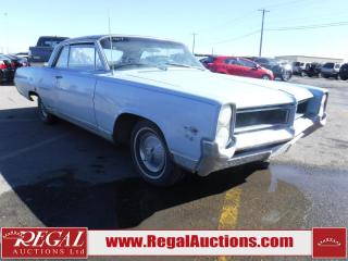 Used 1964 Pontiac Parisienne Custom Sport 2DR Coupe for sale in Calgary, AB