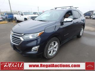 Used 2018 Chevrolet Equinox Premier Diesel 4D Utility AWD 1.6L for sale in Calgary, AB